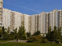 Люблино район, улица Белореченская, дом 6. многоквартирный дом