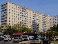 Люблино район, улица Белореченская, дом 21. многоквартирный дом