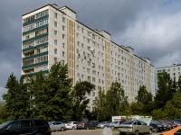 Люблино район, улица Белореченская, дом 33. многоквартирный дом