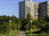 Люблино район, улица Головачёва, дом 1 к.1. многоквартирный дом