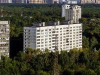 Люблино район, улица Головачёва, дом 3 к.3. многоквартирный дом