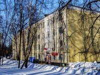Москва, район Люблино, Тихая ул, дом23 с.1