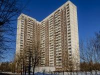 Москва, район Люблино, Тихая ул, дом33