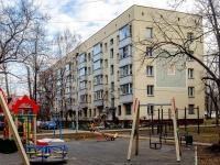 район Люблино, улица Таганрогская, дом 4 с.1. многоквартирный дом