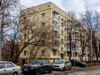 , st Taganrogskaya, house 6 с.1. Apartment house