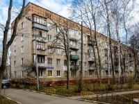 , st Taganrogskaya, house 6 с.2. Apartment house