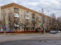 , st Taganrogskaya, house 10/21. Apartment house
