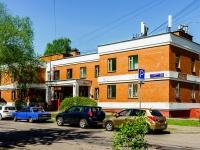 район Люблино, улица Таганрогская, дом 25. офисное здание