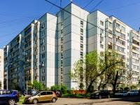 район Люблино, улица Таганрогская, дом 27. многоквартирный дом