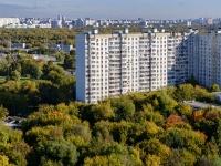 район Люблино, улица Краснодонская, дом 2 к.3. многоквартирный дом