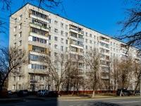 район Люблино, улица Краснодонская, дом 6. многоквартирный дом