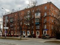 район Люблино, улица Краснодонская, дом 11. многоквартирный дом