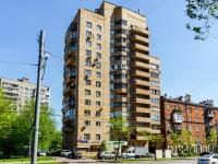 район Люблино, улица Краснодонская, дом 13 к.2. многоквартирный дом