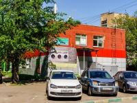 район Люблино, улица Краснодонская, дом 19 к.2. универсам