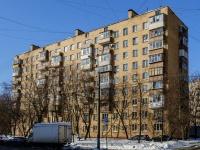Люблино район, 40 лет Октября проспект, дом 4 к.1. многоквартирный дом