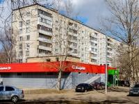 Люблино район, 40 лет Октября проспект, дом 4 к.2. многоквартирный дом