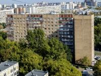 Люблино район, 40 лет Октября проспект, дом 40. многоквартирный дом