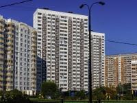 район Люблино, улица Маршала Кожедуба, дом 6 к.1. многоквартирный дом