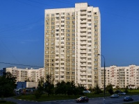 район Люблино, улица Марьинский Парк, дом 23 к.3. многоквартирный дом