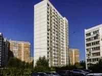район Люблино, улица Марьинский Парк, дом 25 к.2. многоквартирный дом