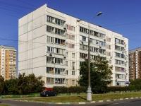район Люблино, улица Марьинский Парк, дом 27. многоквартирный дом