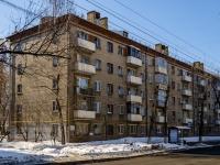 Люблино район, улица Ставропольская, дом 2. многоквартирный дом