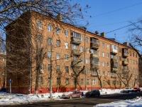 Люблино район, улица Ставропольская, дом 5. многоквартирный дом