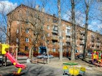 Люблино район, улица Ставропольская, дом 5А. многоквартирный дом