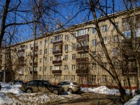 Люблино район, улица Ставропольская, дом 6. многоквартирный дом