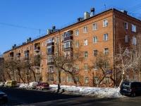 Люблино район, улица Ставропольская, дом 7. многоквартирный дом
