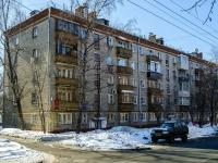 Люблино район, улица Ставропольская, дом 8. многоквартирный дом