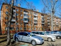 Люблино район, улица Ставропольская, дом 9А. многоквартирный дом