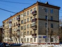 Люблино район, улица Ставропольская, дом 9/10. многоквартирный дом
