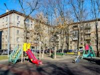 Люблино район, улица Ставропольская, дом 12. многоквартирный дом