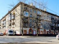 Люблино район, улица Ставропольская, дом 14. многоквартирный дом