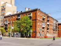 Люблино район, улица Ставропольская, дом 15. многоквартирный дом