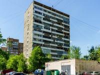 Люблино район, улица Ставропольская, дом 15 к.2. многоквартирный дом