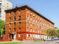 Люблино район, улица Ставропольская, дом 17. многоквартирный дом