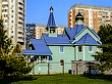 Культовые здания и сооружения района Марьино