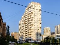 район Марьино, улица Белореченская, дом 24. многоквартирный дом