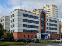 Марьино район, улица Белореченская, дом 26 к.1. поликлиника Детская городская поликлиника №148