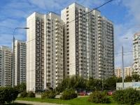 район Марьино, улица Белореченская, дом 28 к.2. многоквартирный дом