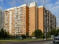 район Марьино, улица Белореченская, дом 30. многоквартирный дом
