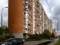 район Марьино, улица Белореченская, дом 34 к.2. многоквартирный дом