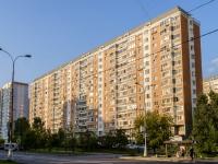 район Марьино, улица Белореченская, дом 37 к.1. многоквартирный дом