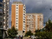 Марьино район, улица Белореченская, дом 38 к.1. многоквартирный дом