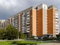 район Марьино, улица Белореченская, дом 38 к.2. многоквартирный дом