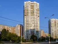 район Марьино, улица Белореченская, дом 39. многоквартирный дом