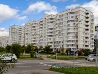 район Марьино, улица Белореченская, дом 49. многоквартирный дом