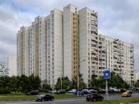 Марьино район, улица Братиславская, дом 3. многоквартирный дом